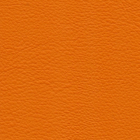Kunstleer Flame Orange