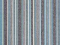 Sunbrella Stripes 3776 Porto Blue Chine