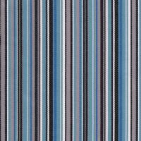 Sunproof Stripes Bray 040 Sky Blue