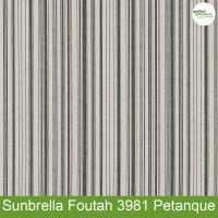 Sunbrella Foutah 391 Petanque