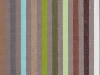 Sunbrella Stripes 3957 Confetti Green